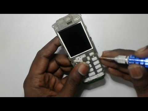 Nokia X1 Keypad Solution