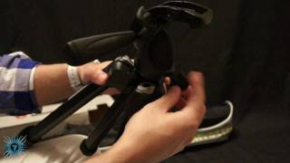[HD] Manfrotto Tripod Unboxing