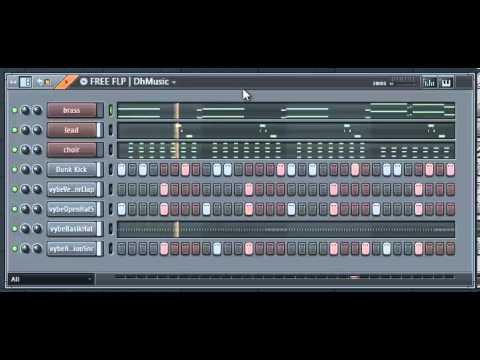 FL Studio 11 | FREE FLP - Hiphop/Rap Instrumental