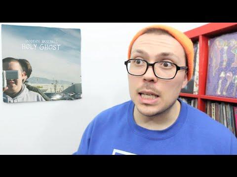 Modern Baseball - Holy Ghost ALBUM REVIEW