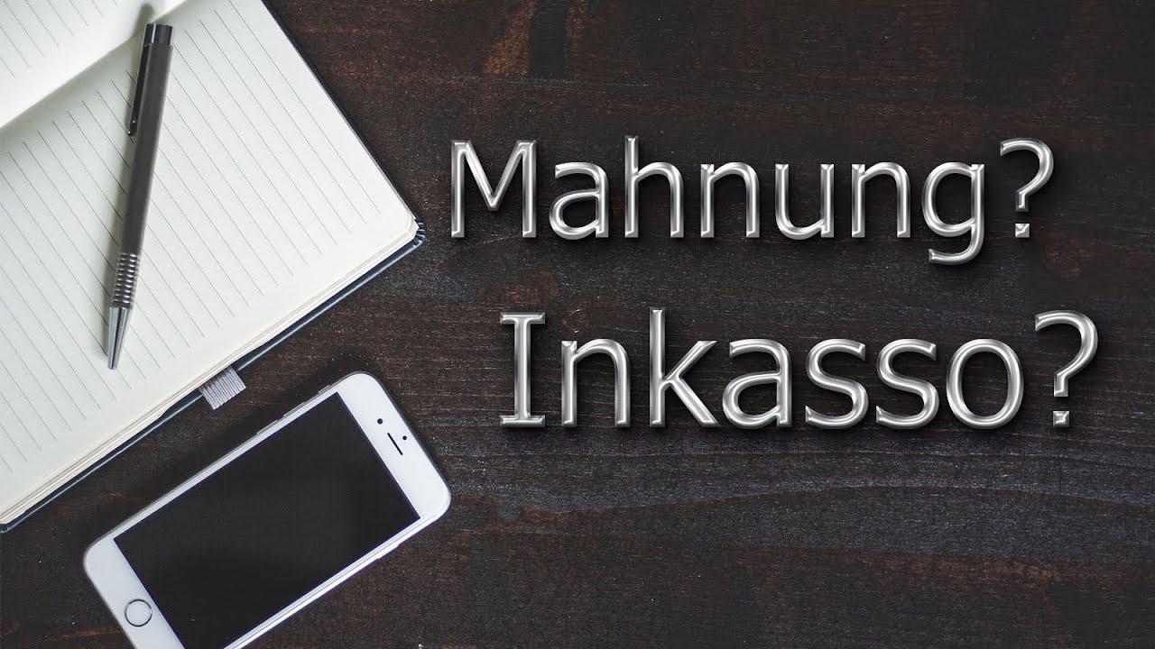 Zap Hosting Mahnung Media Finanz Inkasso Youtube