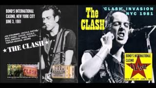 The Clash - Live At Bond's International Casino, June 3, 1981 (Full Concert!)