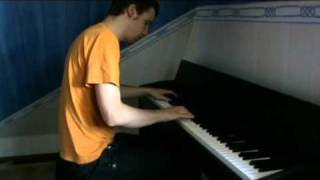 Yann Tiersen - Rue des cascades (piano solo)