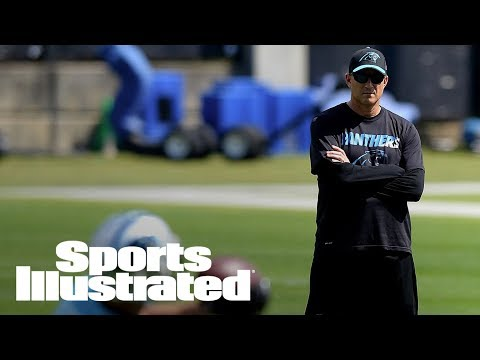 Carolina Panthers Fire OC Mike Shula And QBs Coach Ken Dorsey | SI Wire | Sports Illustrated