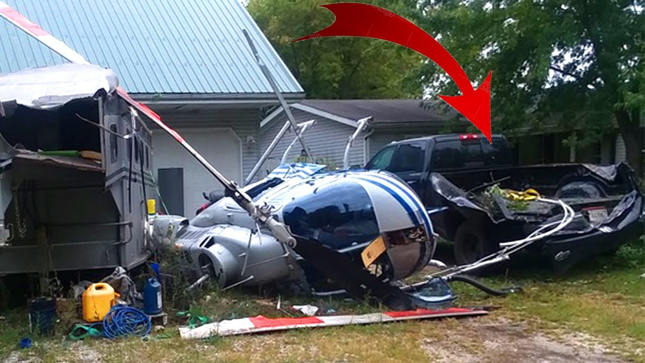 TOP 10 Dangerous Operating Helicopter !Helicopter & Plane Planding Fails Compilation 2021