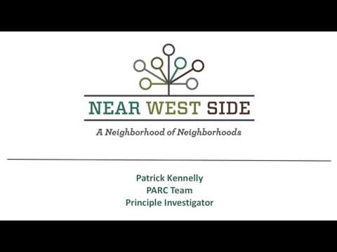 Walk Through the PARC: Principal Investigator Patrick Kenelly