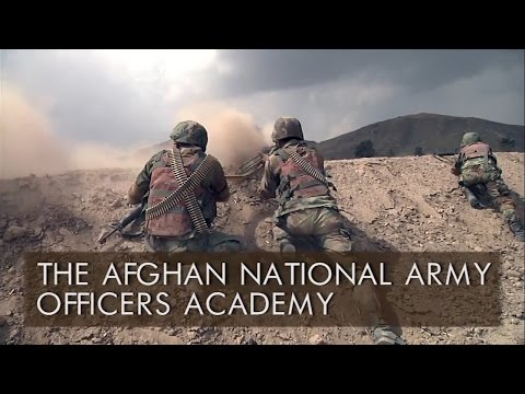 Afghan National Army Officer Academy