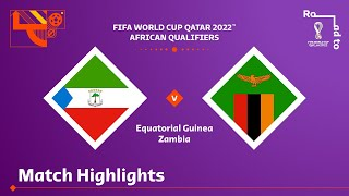 Экваториальная Гвинея  2-0  Замбия видео