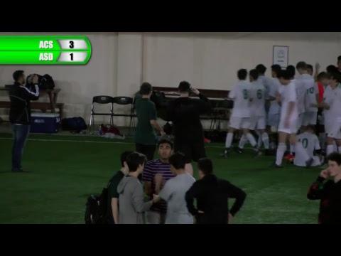 ACS vs ASD Varsity Boys Soccer
