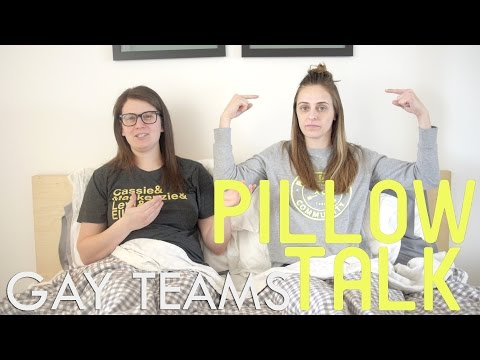 Gay Teams - Pillow Talks