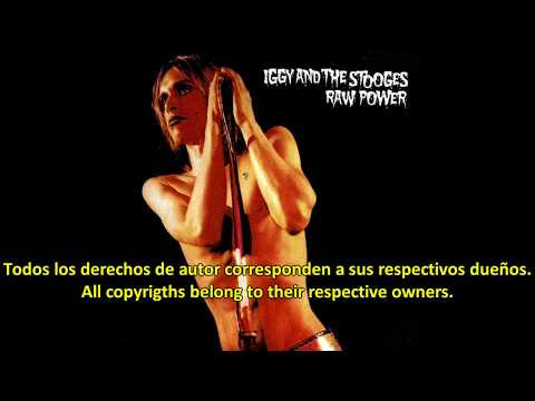 Iggy Pop & The Stooges - Gimme Danger Subtitulada (HD).
