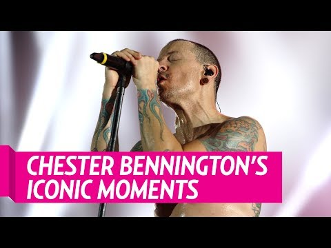 Chester Bennington's Most Iconic Music Moments