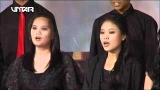 Paramadina Choir - Gugur Bunga, Lomba Paduan Suara Lagu-lagu Perjuangan UNTAR