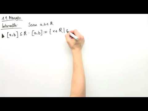 mathematik intervalle video bung youtube. Black Bedroom Furniture Sets. Home Design Ideas