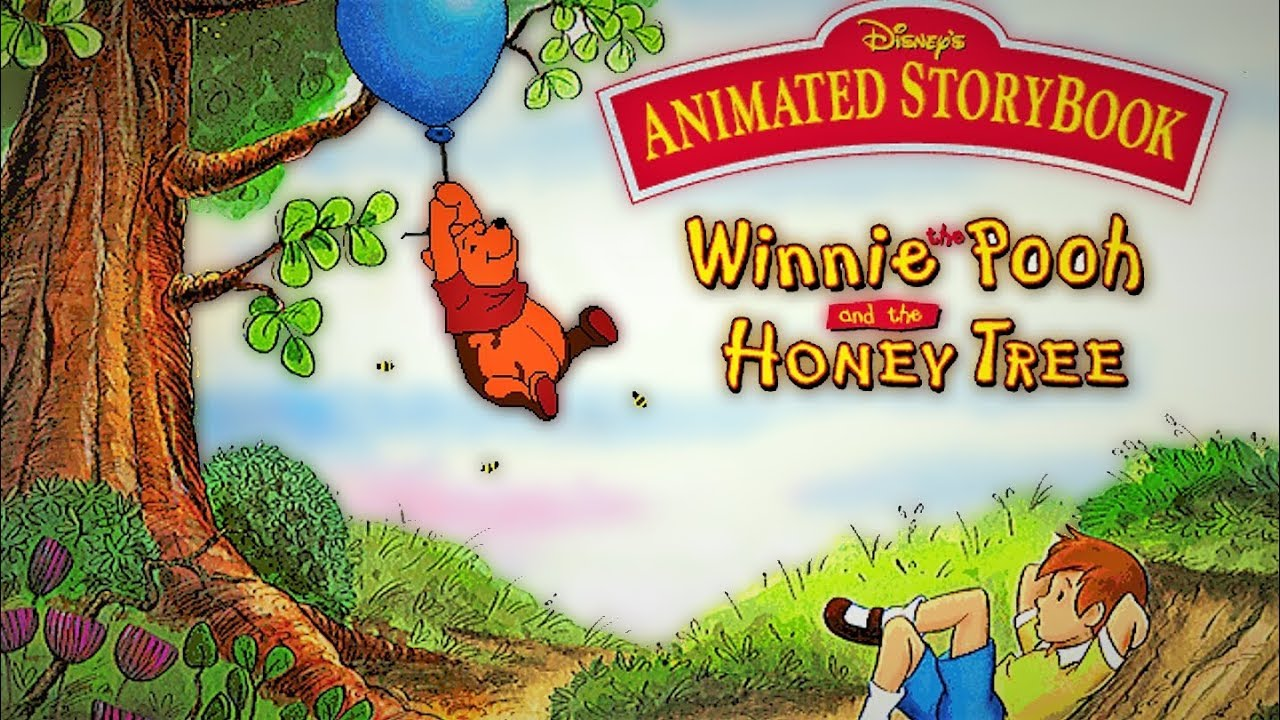 Disney S Animated Storybook Winnie The Pooh And The Honey
