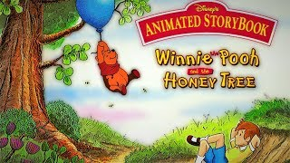 Disney's Animated Storybook: Winnie The Pooh And The Honey Tree 1995