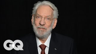 How Donald Sutherland Won And Lost His First Film Role All At Once – Gq's My First Job