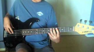 """""""A Whole New World""""  (Peabo Bryson and Regina Belle)  Bass Cover"""