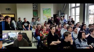 Easy VLOG #1 - Po wizycie w TEB Edukacja Gdańsk