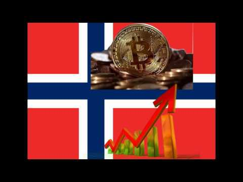 "Norwegian Investor's ""All In"" Bitcoin Buy Hits National Headlines"