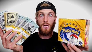 I Bought A $200,000 Box Of Pokémon Cards