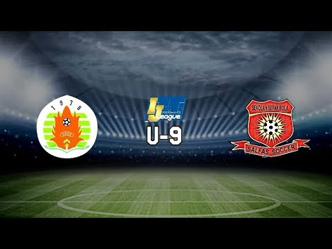 Garec's 1978 vs Salfas Soccer [Indonesia Junior League 2019] [U-9] 4-8-2019