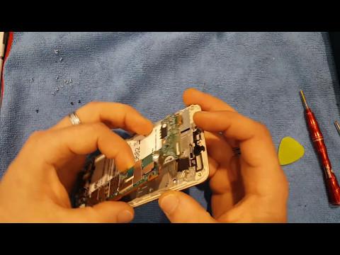 Huawei Y 5.2 (CUN-L21) : Comment Remplacer Vitre Tactile Et LCD
