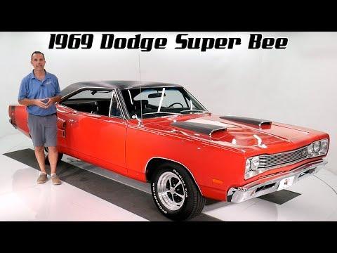 1969 Dodge Super Bee For Sale At Volo Auto Museum (V18550)