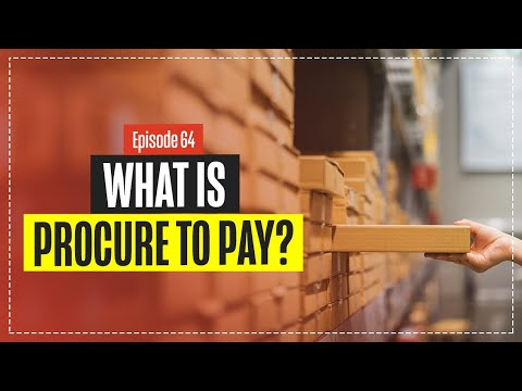 What is Procure to Pay ( P2P) - What is Procurement to Payment?