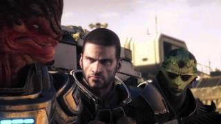 Mass Effect 2 - Cinematic Trailer [In-game] (1080p)