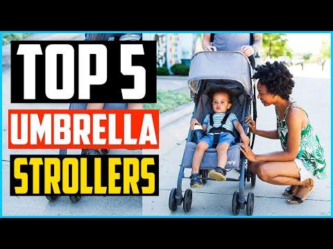 Top 5 Best Umbrella Strollers 2020 Reviews