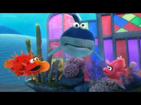 Sesame Street: Sesame Ocean Street Story