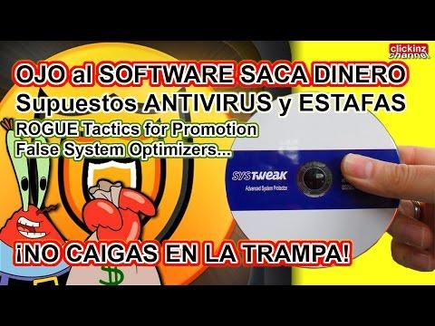 COMO ELIMINAR Advanced System Protector PC Optimizer Tuneup RegClean Pro MyPC Backup MPC Cleaner Vir