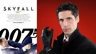 Skyfall 007 movie review