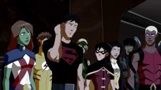 """Young Justice - The Team identifies """"The Mole"""""""