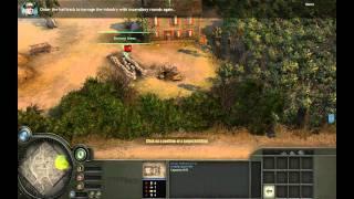 Company of Heroes - Tutorial: Panzer Elite Training