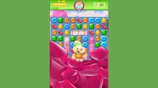 Candy Crush Jelly Saga - Level 68 - Nivel 68  - No boosters