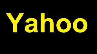 Yahoo Sound Effect