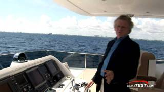 Hargrave Custom Yachts 76 2009 (HQ) - By BoatTEST.com