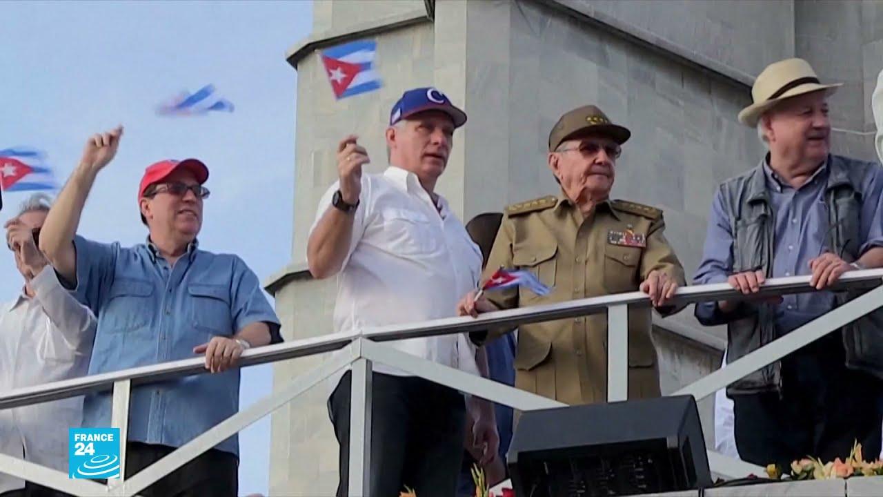 كوبا: انتخاب الرئيس ميغيل دياز كانيل أمينا عاما للحزب الشيوعي خلفا لراؤول كاسترو  - 16:00-2021 / 4 / 20