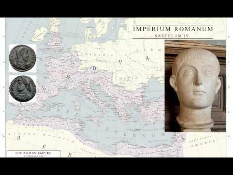 Roman History 30 - Julian To Valens 363-370 AD