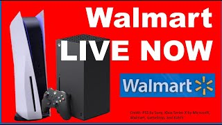 Walmart and PlayStation Direct LIVE with PS5 NOW!!! Q&A, Sony Playstation 5 Xbox Series X/S #ps5