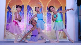 Little Ballerina performed by Ballet Dance Academy Students