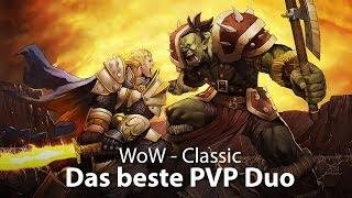 WoW Classic - Was ist das beste PVP Duo? (Deutsch / German)