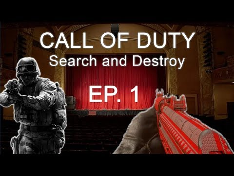 THE FUTURE OF SEARCH AND DESTROY
