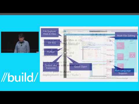 Build 2014 Building Azure Web Sites with Visual Studio Onlin