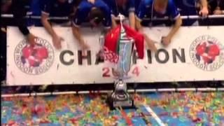 Белорусы одержали победу на чемпионате мира по мини-футболу среди полицейских и пожарных