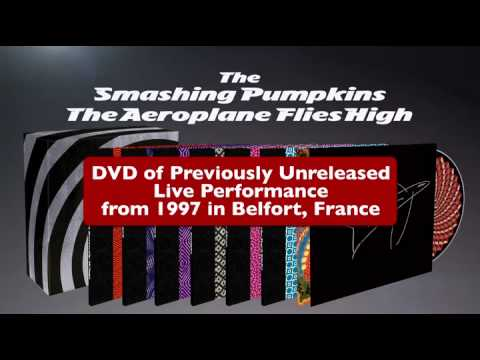 Smashing Pumpkins - The Aeroplane Flies High Reissue Boxset (promo)