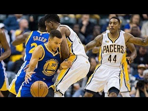 Golden State Warriors vs Indiana Pacers - Full Game Highlights - Nov 21, 2016 - 2016-17 NBA Season