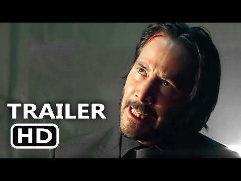 Thumbnail: John Wick 2 Official Trailer # 3 (2017) Keanu Reeves Action Movie HD